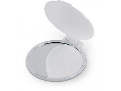 Kozmetické zrkadielko , transparent white