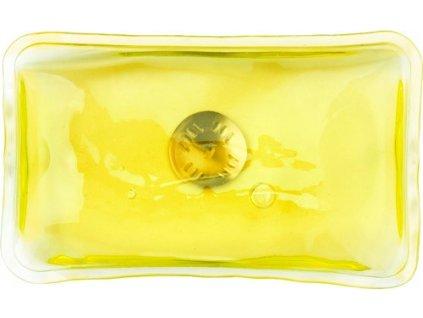 Ohrievací vankúšik, viacnásobne použiteľný , Yellow