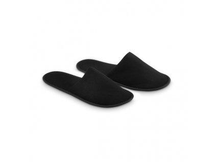 Papuče v obale , Black