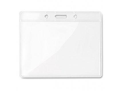 Puzdro na ID kartu (100 x 80 mm) , transparent