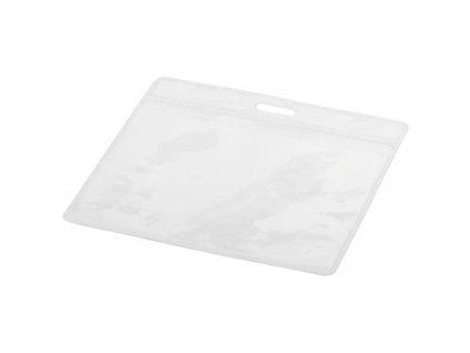 Puzdro na ID kartu (100 x 88 mm) , Transparent clear