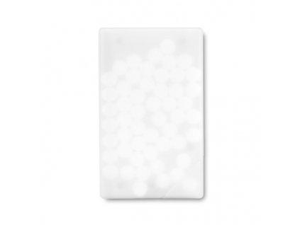 Dávkovač pepermintových cukríkov , white