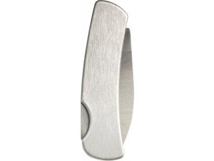 Vreckový nôž z ušľachtilej ocele , Silver