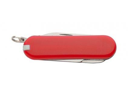 Multifunkčný vreckový mini nôž , Red