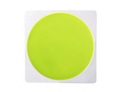 Reflexná samolepka , security yellow
