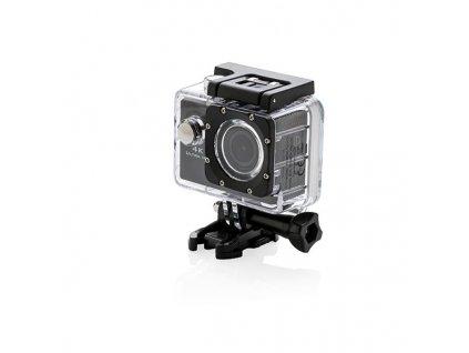 4K akčná kamera , Black
