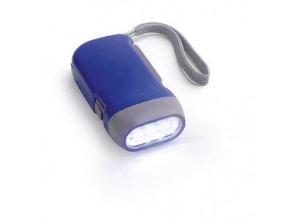 Baterka sdynamom , Blue