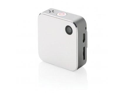 Malá akčná kamera s WiFi , white