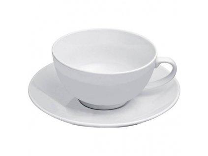 Čajová súprava (400 ml) , white