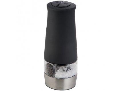 Elektrický mlynček na korenie , Black