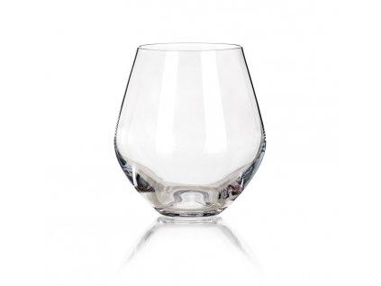 LEONA sada 4 pohárov na drink (500 ml) , transparent