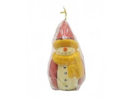 Vianočná sviečka , multicolor