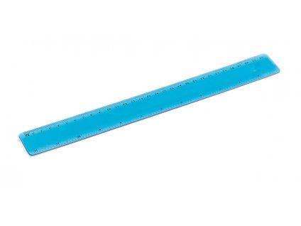 Flexibilné pravítko (30 cm) , Blue