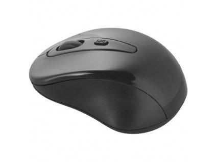 Bezdrôtová myš , solid black