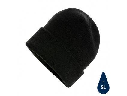 Beanie čapica Impact z Polylana® AWARE™ , Black