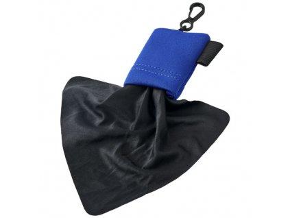Čistiaca handrička z mikrovlákna , Royal blue