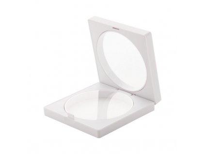 Viacúčelová krabička , White/Transparent