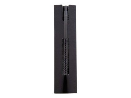 Guľôčkové pero, modrá náplň , Black