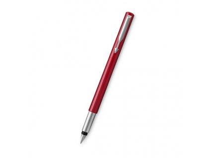 Parker Vector Standard Red, PP , blue ink