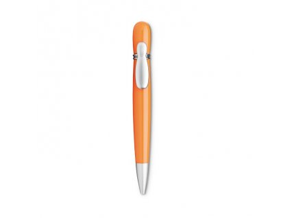 Guľôčkové pero (čierna náplň) , Orange