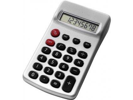8-miestna kalkulačka , Silver