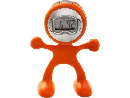 Stolové hodiny / stojan , Orange