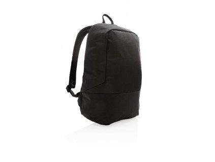 RFID nedobytný batoh , Black