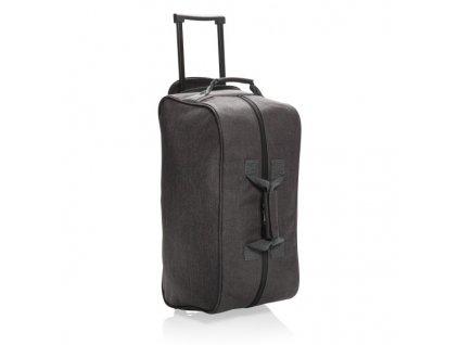 Víkendová taška s kolieskami , anthracite
