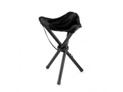 Skladacia stolička , Black