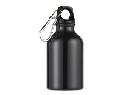 Hliníková fľaša (300 ml) , Black