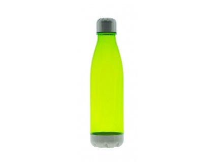 Fľaša na nápoj (650 ml) , light green