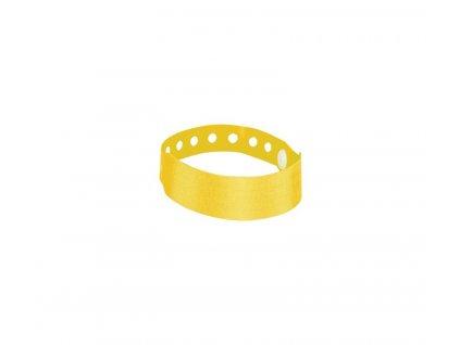 Identifikačné páska na ruku , Yellow