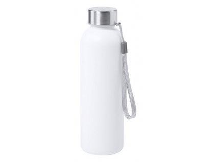Antibakteriálna športová fľaša, 600ml , white