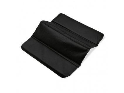 Skladacia podložka na sedenie , Black