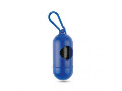 Zásobník s vreckami na exkrementy , Blue