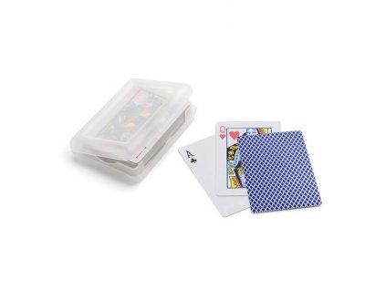 Balíček 54 kariet , Blue