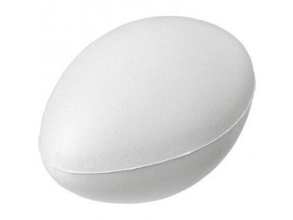Anti-stress rugby , white
