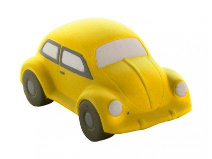 Antistres auto , Yellow