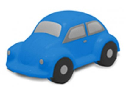 Antistresové autíčko , cobalt blue