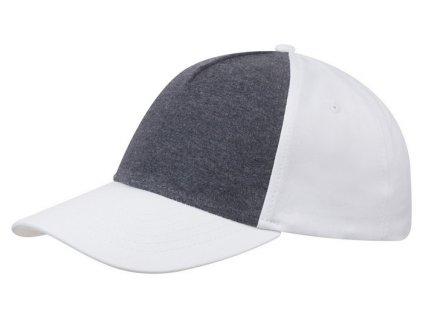 Baseballová čiapka ASH JERSEY , white/grey