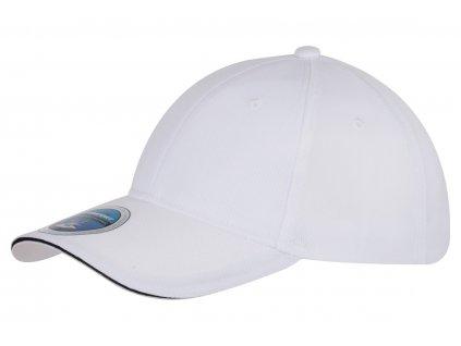 Baseballová čiapka COOL COMFORT , white
