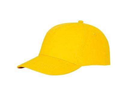Feniks | 5-panelová čiapka , Yellow