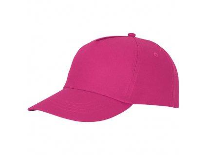 Feniks | 5-panelová čiapka , Pink