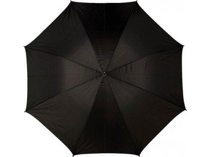 Manuálny golfový dáždnik, priemer 132 cm , Black