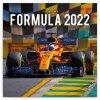 Poznámkový kalendár Formule – Jiří Křenek 2022, 30 × 30 cm