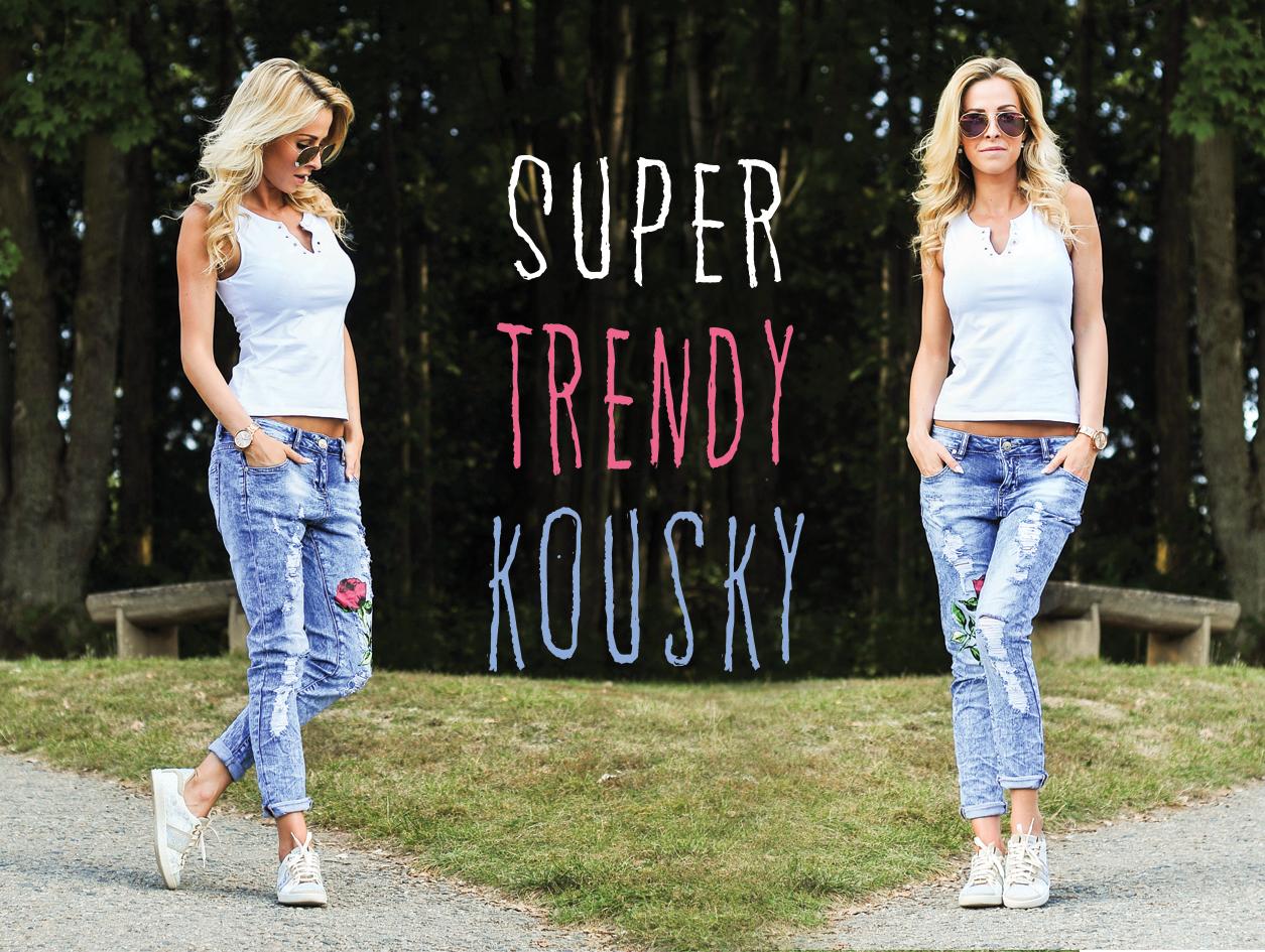 Super trendy kousky
