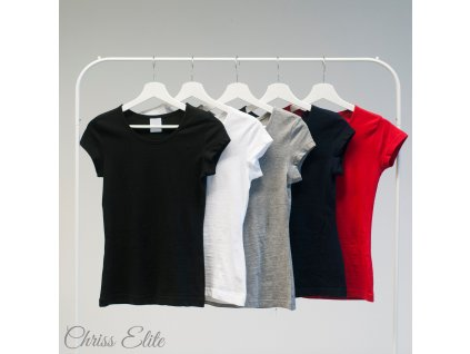"Basic tričko ""Shannon"""