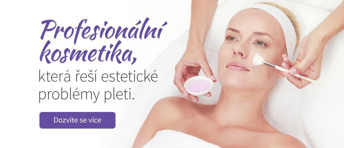 Profesionální pleťová kosmetika