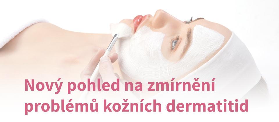 Nový pohled na zmírnění problémů kožních dermatitid