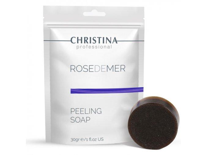 rose de mer peeling soap new